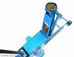 Heavy Duty 3 Ton Hydraulic Long Reach Trolley Floor Jack Car Caravan Van Jeep