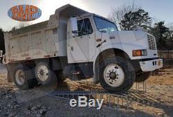 Heavy Duty 7 Ton Semi Truck Tractor Service Ramps 0100109