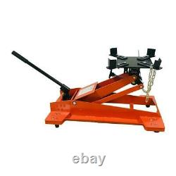 Heavy Duty Adjustable 0.5 Ton Low Profile Transmission Jack Lift