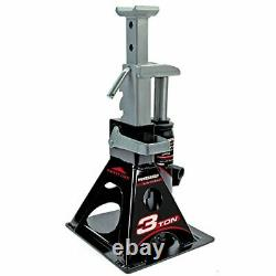 Heavy Duty Bottle Jack with Stand for Heavy Lifting (3 Ton Capacity)