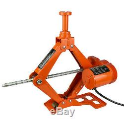 Heavy Duty Electric Car Jack 3 Ton DC 12v All-in-one Automatic SUV Lift Scissor