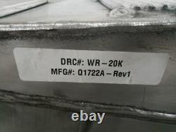 Heavy Duty Ramps Q1722A-rev1 20 Ton Load Cap 65 In L Portable Truck Ramp