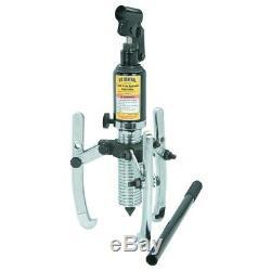 Heavy Duty Universal 5 Ton Three Jaw Hydraulic Puller Pull Rotors, Gears, bearings