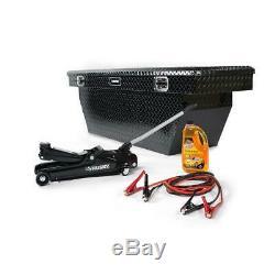 Husky Garage Jack Car Lift Hydraulic Pressure Detachable Handle Heavy Duty 3 Ton
