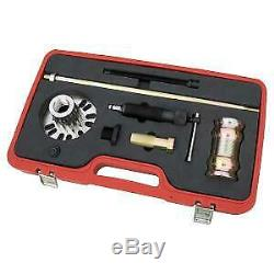 Hydraulic (12ton) & Heavy Duty Slide Hammer Master Hub Puller Tool Set (CT3776)