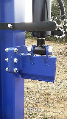 Hydraulic Log splitter 20,000kg 20 TON Heavy Duty JSA. Tractor fire wood