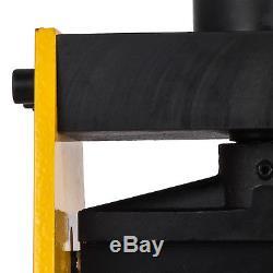 Hydraulic Pipe Bender 25 Ton Manual Tubing Heavy Duty Exhaust Tube Bendin