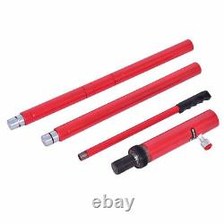 Industrial Hydraulic Heavy Equipment Repair Lift Jack Tool 10T Capacity