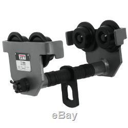 JET 1-HDT, 1 Ton Capacity Heavy-Duty Manual Trolley 262010 New