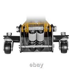 Jack Low Profile Service 3 Ton Heavy Duty CAT Foot Pump Car Auto Lift Garage New
