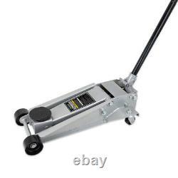 Jackco 3 Ton Capacity 2-Speed Heavy Duty Automotive Floor Jack
