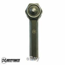 Kryptonite Death Grip Tie Rod Ends 2007-2013 1500 Chevy/GMC Tahoe Suburban Yukon