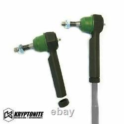 Kryptonite Death Grip Tie Rod Ends For 07-13 Chevy/GMC 1500 Tahoe Suburban Yukon