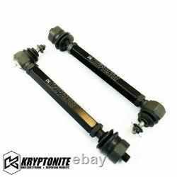 Kryptonite Death Grip Tie Rods For 1999-2007 Chevy/GMC 1500 Tahoe Suburban Yukon
