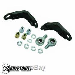 Kryptonite Pitman & Idler Arm Support Kit 00-06 Chevy/GMC 1500 Tahoe Suburban