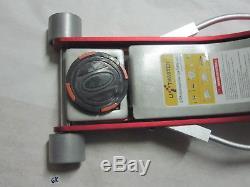 Lift-Master 3 Ton Heavy Duty Aluminum / Steel Ultra LOW PROFILE Floor Jack REAR