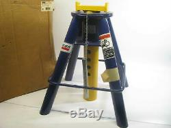 Lincoln 93522 10 Ton Vehicle Jack Stand Heavy Duty Made In USA High Height