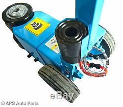 Low Profile 20 / 40 Ton Heavy Duty Truck Lorry Lift Air Hydraulic Jack Lifting