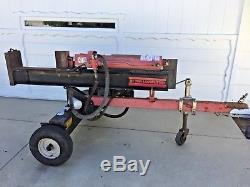 MDT heavy duty 31 ton hydraulic log splitter Wood Equipment Trees Firewood