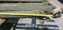 Military Surplus Heavy Duty Tow Bar Set Truck /trailer / 5 Ton/ 7 Ton/ Oshkosh
