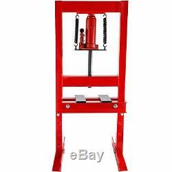 Mophorn Hydraulic Shop Press 6 Ton H-Frame Hydraulic Press 13227Lbs WithHeavy Duty