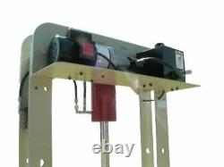 New 50 Ton Iroquois Electric Hydraulic Industrial Heavy Duty Shop Press USA Made