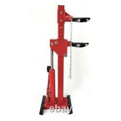 New Strut Coil HD Heavy Spring Compressor Hydraulic Tool 3 Ton Auto Duty 6600LBS