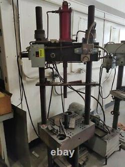 Nice Heavy Duty 30 Ton Shop Press With Hydraulic Unit