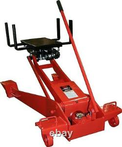 NorcoLifting 72000EI 1-1/2 Ton Heavy Duty Open Front Transmission Jack