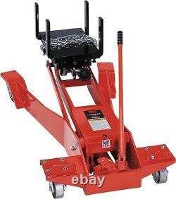 NorcoLifting 72000E 1-1/2 Ton Capacity Open Front Heavy Duty Transmission Jack