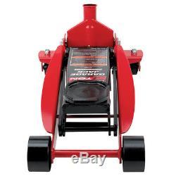 Powerbuilt 3 Ton Heavy Duty Floor Jack, Garage Hydraulic Jack, 647593