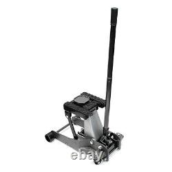 Powerbuilt 620422 Heavy Duty 3-in-1 4000 Pound 2 Ton Triple Lift Floor Jack