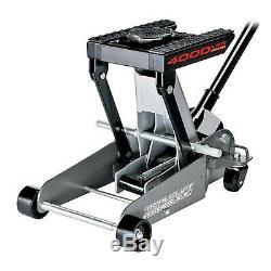 Powerbuilt Heavy Duty 3-in-1 4000 Pound 2 Ton Triple Lift Floor Jack (For Parts)