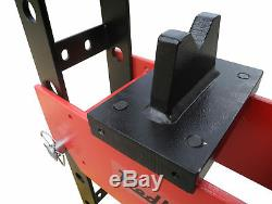 Redline RE20T Air Pump Shop Press 20 Ton Automotive Hydraulic Heavy Duty