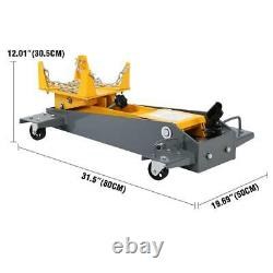 Ridgeyard 1.5 Ton Hydraulic Floor Jack Tonne Lifting Heavy Duty Car Van SUV