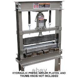 SWAG Off Road 20 Ton Press Brake Heavy Duty DIY Builder Kit