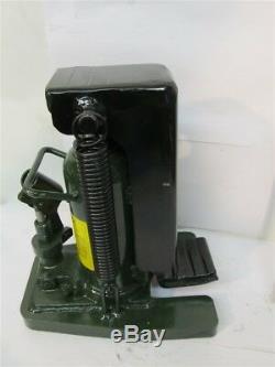 Simplex TJH5A, Heavy Duty Steel Toe Jack, 5 Ton Capacity, 4.75 Stroke