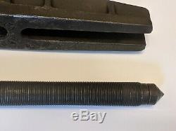 Snap on Tools CJ84B Heavy Duty Slotted yoke Puller 10 ton 33 max cj84-4 screw