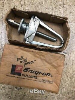 Snap-on Tools Heavy Duty 10-ton 2 Jaw Puller Cg270. Gear Puller