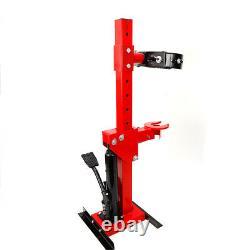 Spring Compressor Hydraulic Tool 1 Ton Auto Strut Coil Heavy Duty 2200LBS DHL