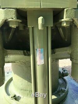 Tmp 315 Ton Heavy Duty 4 Post Hydraulic Platen Press