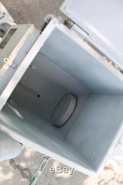 Trash compactor, metal, Heavy duty, 101 Hydraulic, 30 ton, Unused, Ship Marine