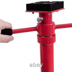 Tripod Under Hoist Stand Jack Adjustable Height Heavy Duty 2 Ton Tripod Jack