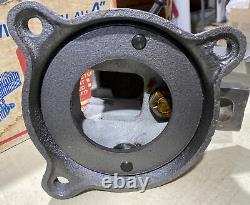 VINTAGE JET 4 Steel Swivel Base Vise JSV-4H Heavy Duty Unbreakable 15 Ton test