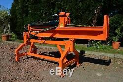 Venom 25ton Heavy Duty Tractor Mounted Log Splitter. £975 Plus eBay fees