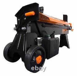 WEN 56207 6.5-Ton Electric Log Splitter with Stand