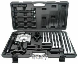 Welzh Werkzeug Bearing Puller Set 10 Ton Hydraulic (HEAVY DUTY) 4102-WW
